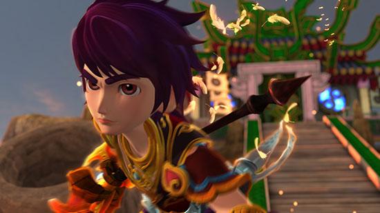 《梦幻西游2》动画片之化境飞升