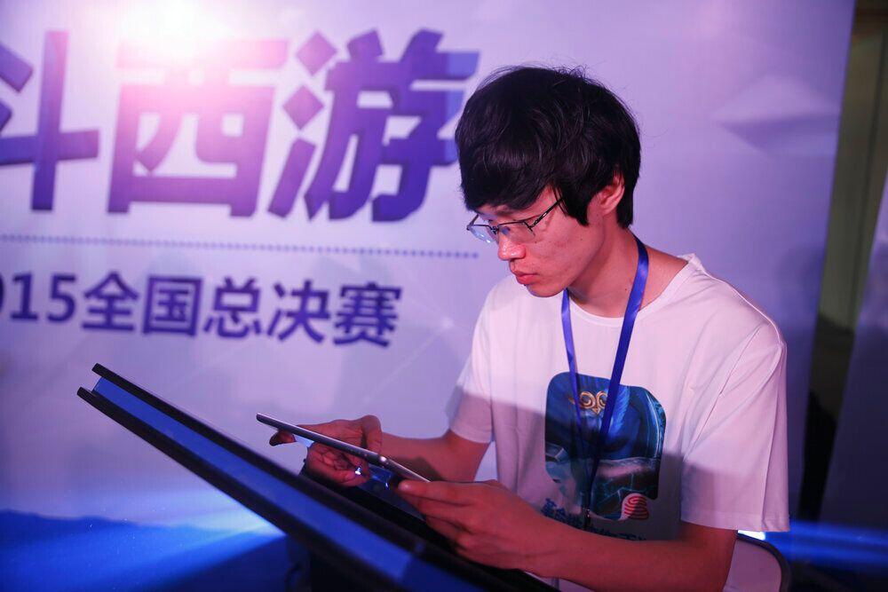 乱斗西游IET2015世界总决赛第二日综述―问剑西游 指尖乱斗 英雄终谁属