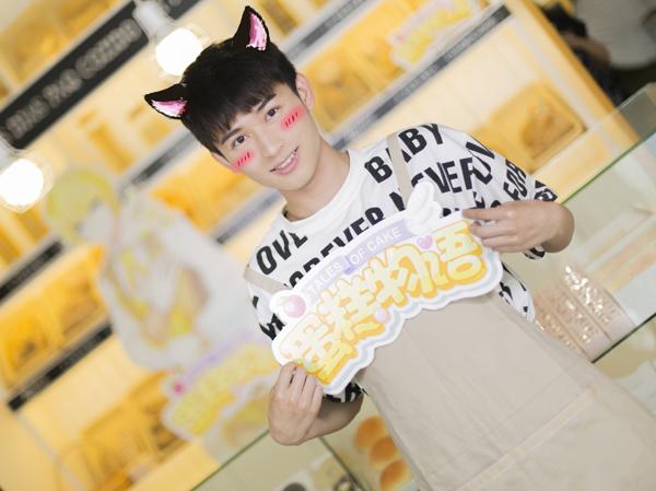 《蛋糕物语》宣布公测时间  猫耳正太宅舞放送