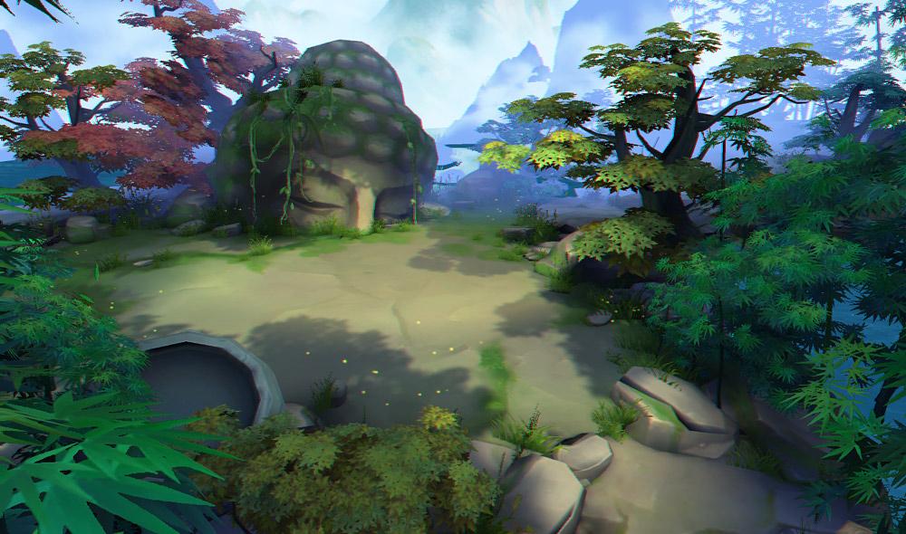 《三少爷的剑》游戏场景