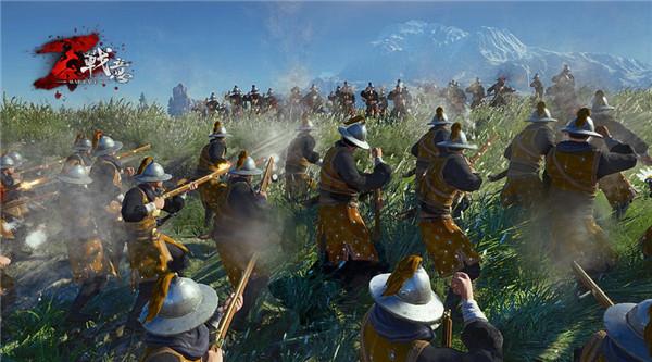 图二:还原极具质感的古代传奇精兵