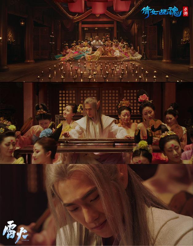 影版《三生三世》票房破4亿,倩女广告艳惊四座