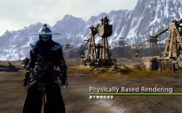 联手Nvidia技术 还原古代战场