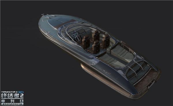 图六:全新水面载具