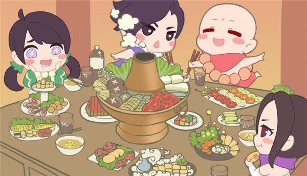 【图6】在重庆吃火锅