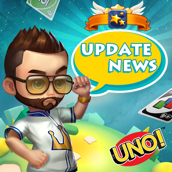 UNO!™ Facebook Instant Game Server Maintenance & New Updates