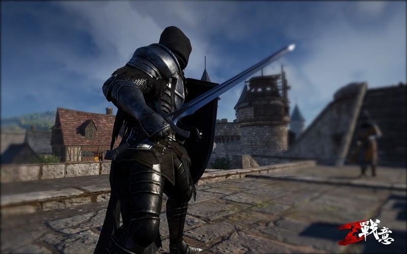 东西对抗赛的秘密武器?揭秘《战意》中的剑盾
