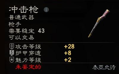 (图16)枪手帅气的冲击枪:来一场狂野的中世纪冒险