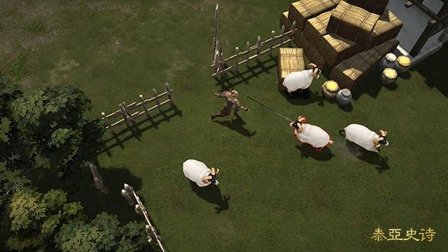 (图7)打几只小肥羊,要小心小肥羊也是会反击的!