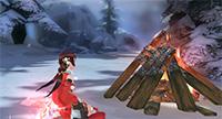 【美图】圣诞节,有一个卖火柴的小女孩
