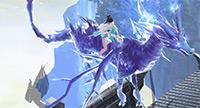 """【爆料】紫色闪电般的羽翼,其名为""""落星天"""""""