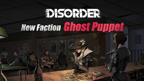Jump into the post-nuclear wasteland and battle with Ghost Puppet, the new faction teased today