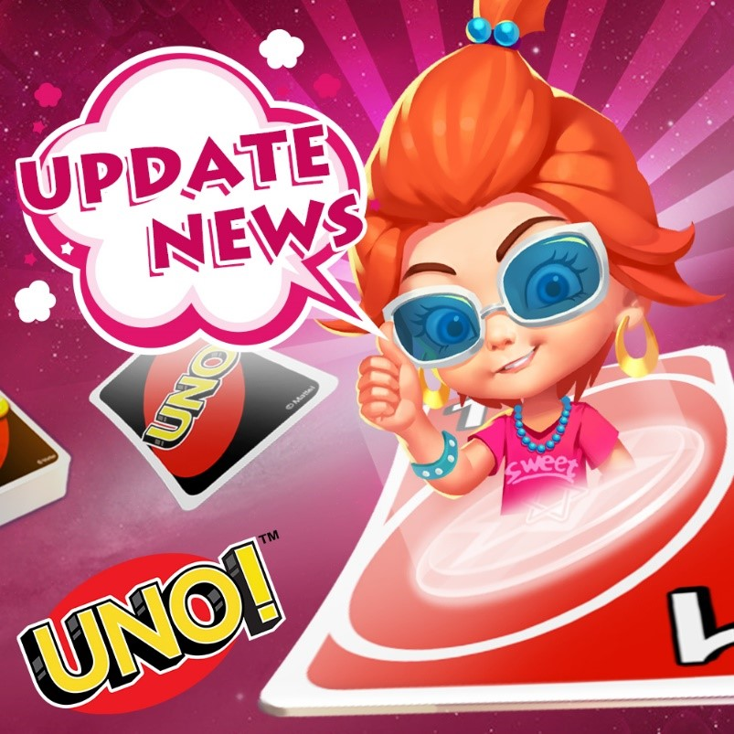 UNO!? App Server Maintenance and New Updates