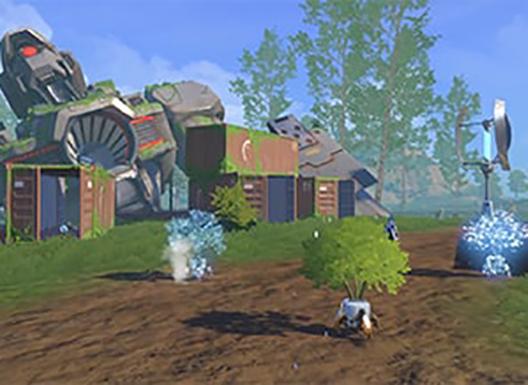 潜行战术之灌木程式启动