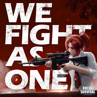 FIGHT AS ONE