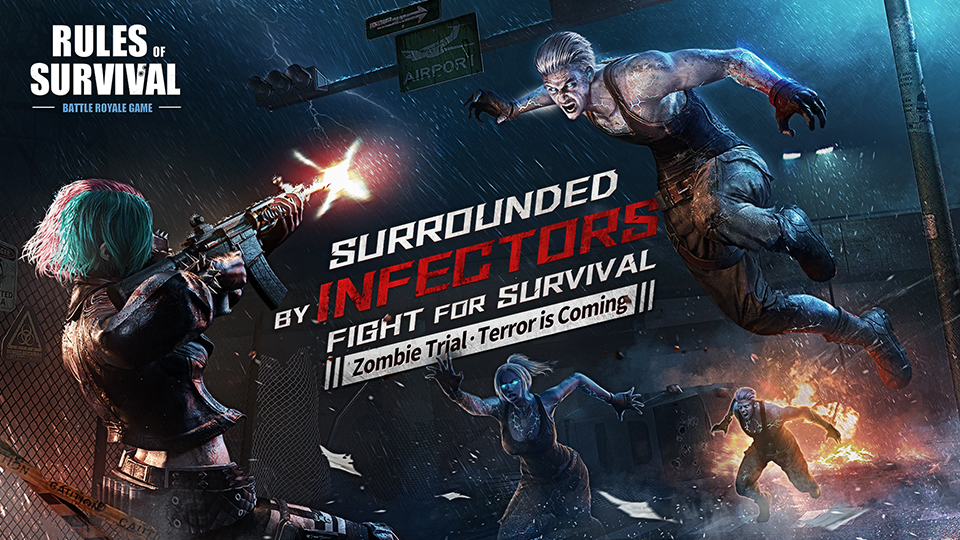 Rules Of Survival First 300 Player Battle Royale Game On Mobile