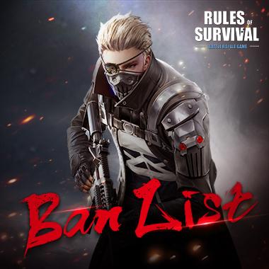 Ban List
