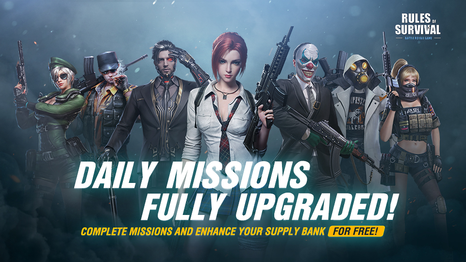 What's New-Daily Mission