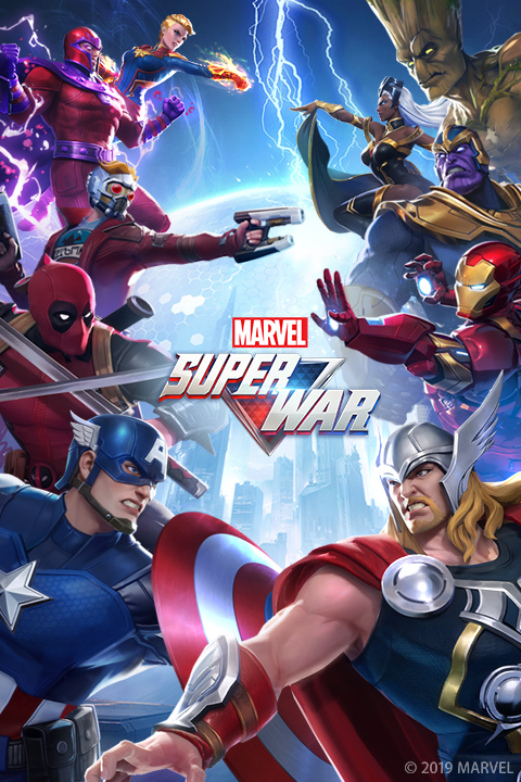 MARVEL Super War