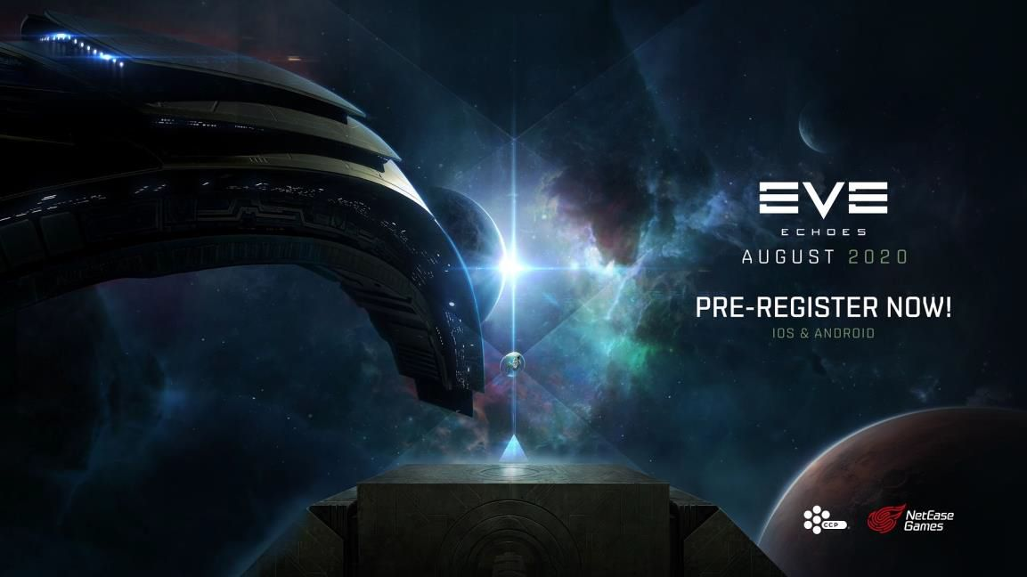 EVE Echoes to Launch in August 2020 on iOS and Android