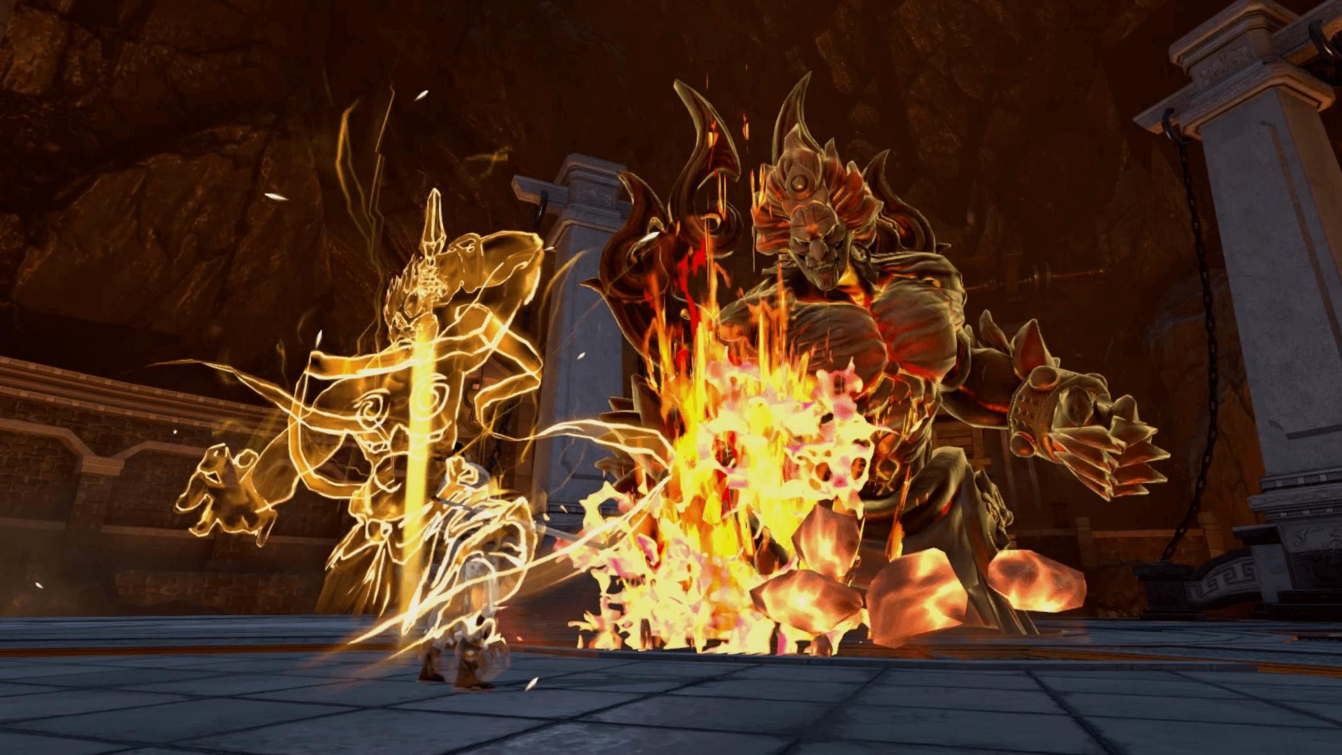 全新玩法:炼气化神