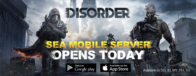 SEA Mobile Server Opens Today