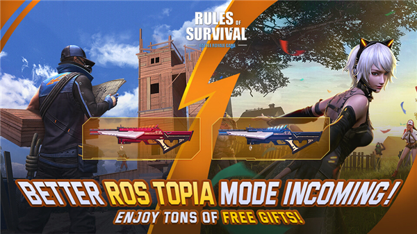 Game Feature ROS TOPIA