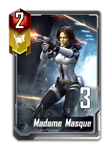 Madame-Masque
