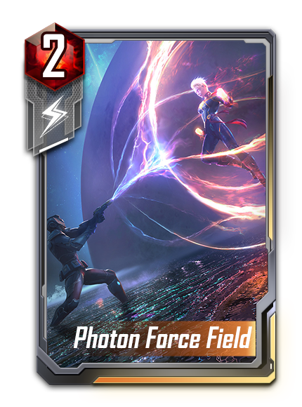 Photon-Force-Field