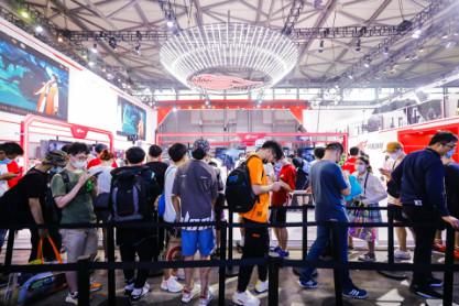 网易游戏ChinaJoy——2020现场时刻