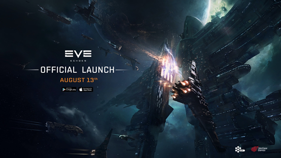 EVE Echoes Launches on iOS and Android Today