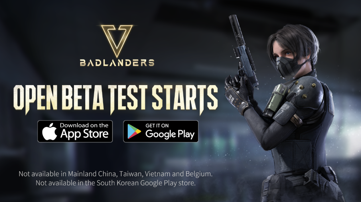 The Competitive Survival Looter Shooter - Badlanders Now in OBT