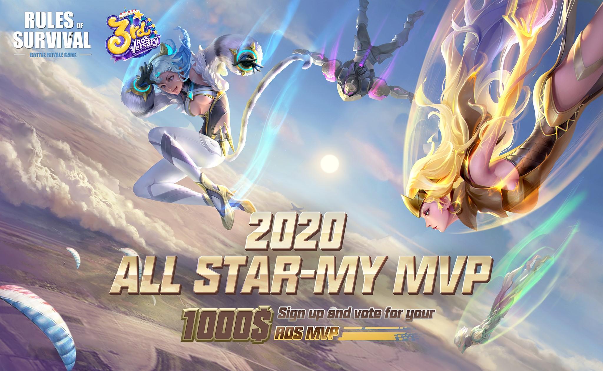 ALL STAR MVP
