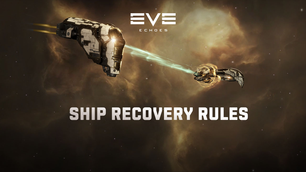 Ship Recovery Rules