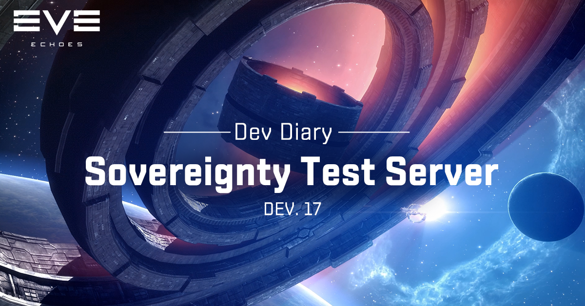 Developer Notes: Sovereignty Test Server