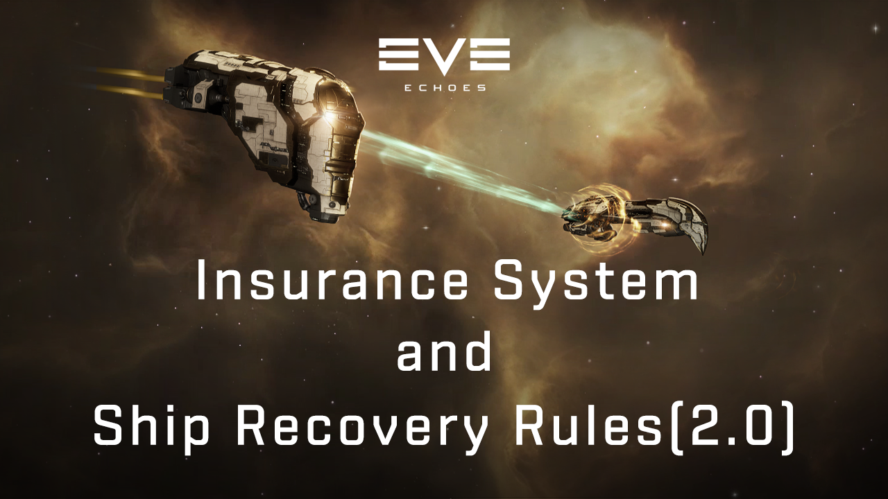 Insurance System and Ship Recovery Rules (Updated as of 2/2)