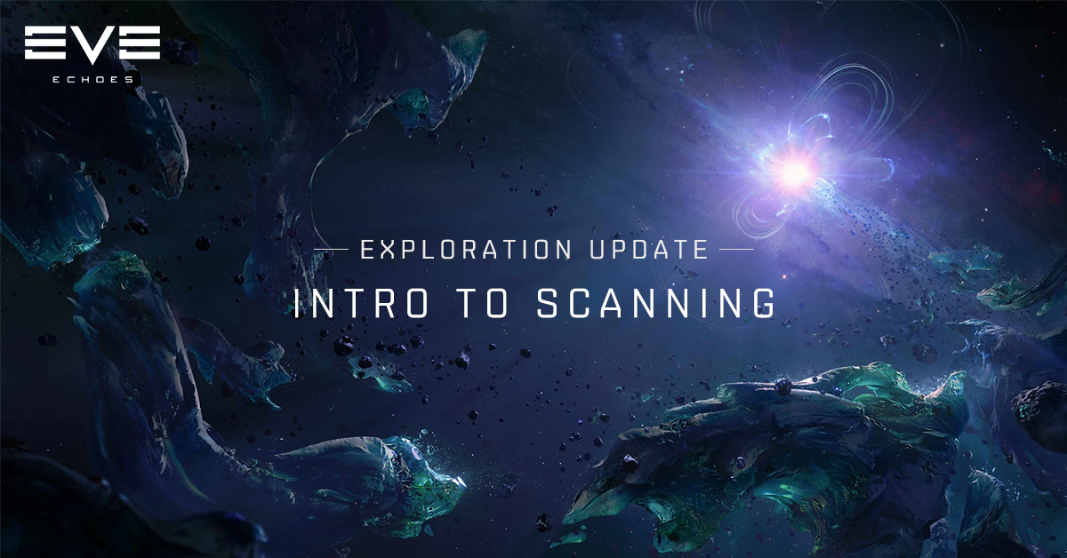 Exploration Update - Intro to Scanning
