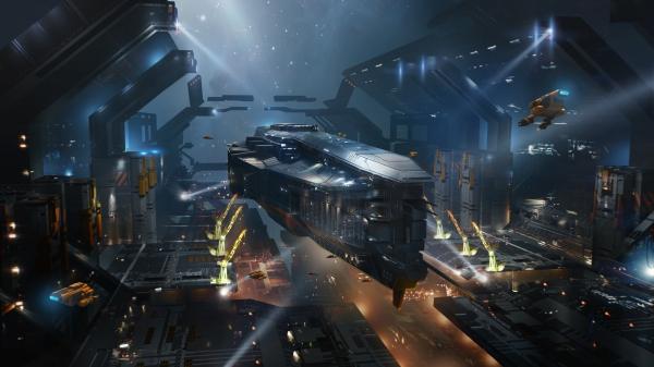 Об изменениях в дизайне линейного крейсера «Копье Урана»