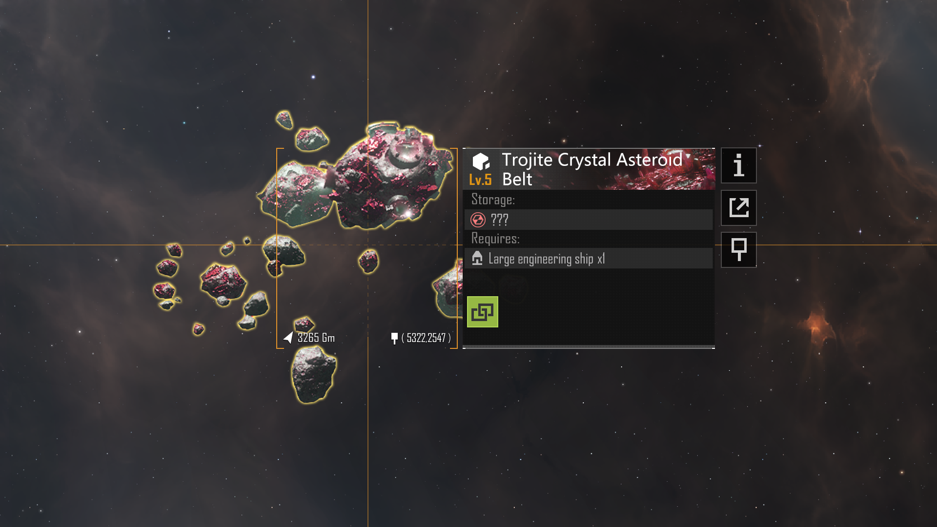 New Gameplay Preview (II): Trojite Crystal Mining in New Star Systems