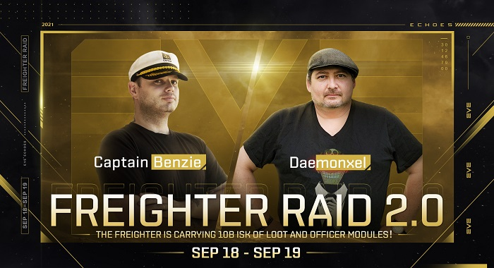Introduction to the Freighter Raid Event 2.0
