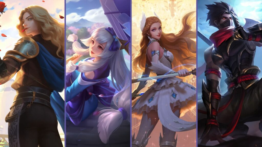 Mobile Legends 5th Anniversary Event: How to get free hero Floryn, free skins and more4