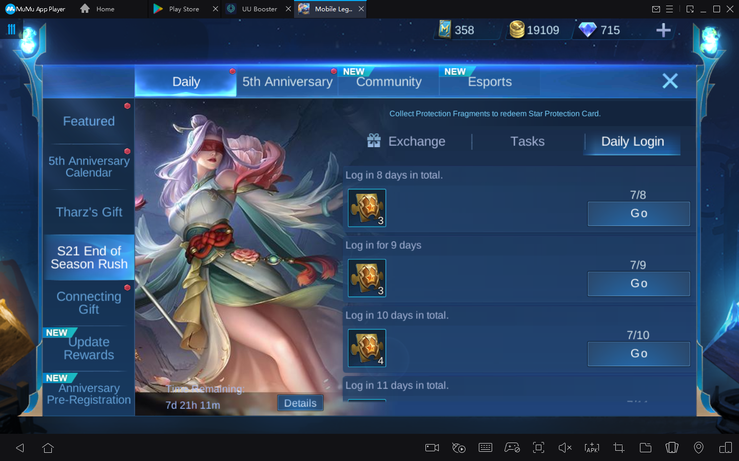 Mobile Legends 5th Anniversary Event: How to get free hero Floryn, free skins and more5
