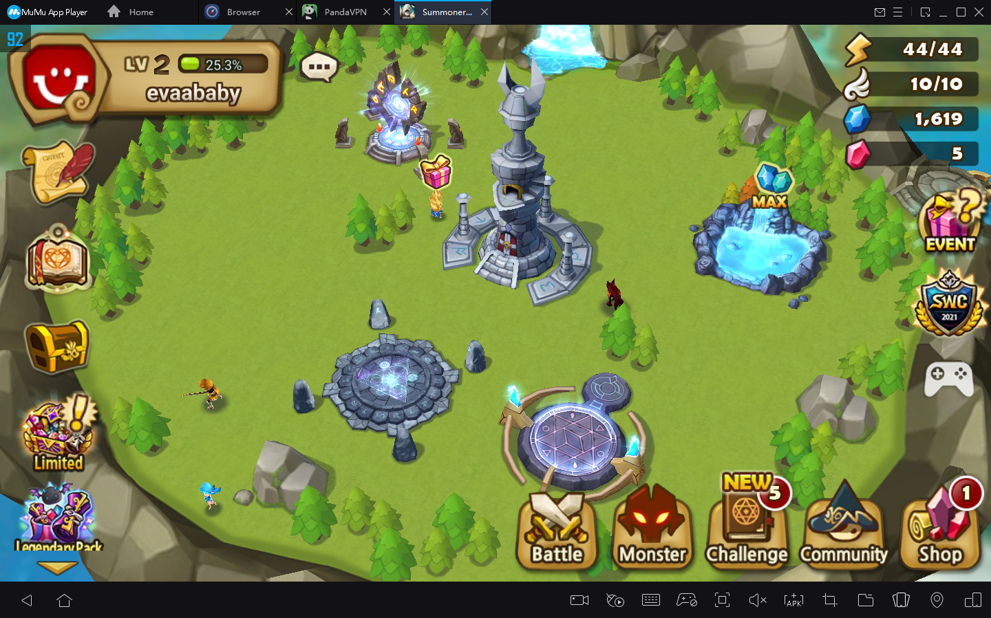 Summoners War: Has Released a Brand New 2vs2 Battle Mode6
