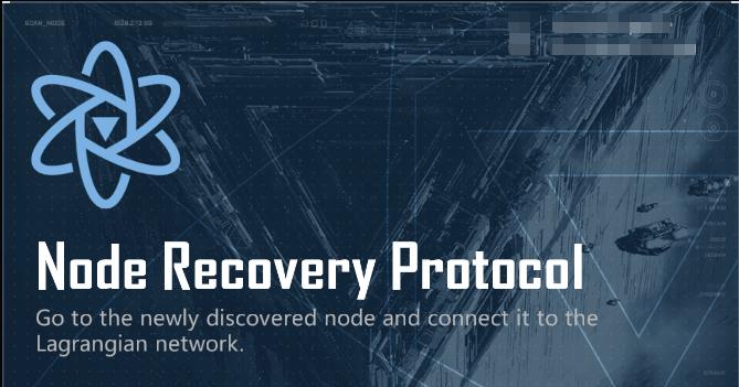 Aperçu du nouveau gameplay: Accord de récupération de nœud dans l'exploration d'un nouveau système stellaire
